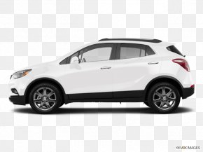 Car - 2018 Buick Encore Preferred II General Motors Car Sport Utility Vehicle PNG