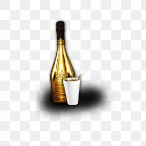 Champagne - Champagne Wine Icon PNG