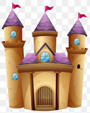 Castle Clip Art Image - Castle Clip Art PNG