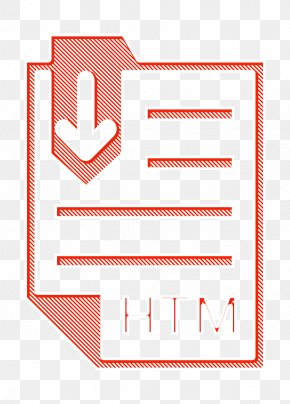 Text Htm Icon - Document Icon File Icon Format Icon PNG