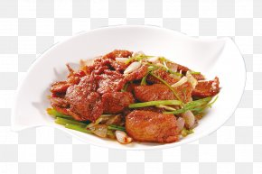 Fry Goat Meat - Goat Meat Lamb And Mutton PNG