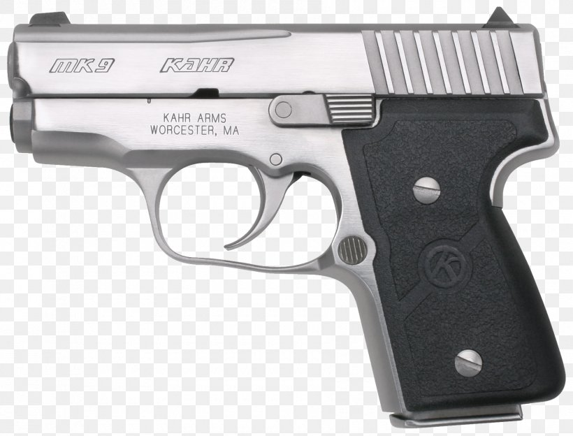 Kahr Arms Kahr K Series Firearm 9×19mm Parabellum Semi