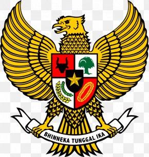 Symbol - National Emblem Of Indonesia Pancasila Garuda Symbol PNG