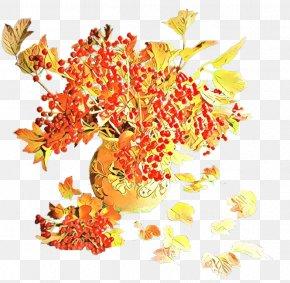 Autumn Flower - Leaf Cut Flowers Plant Flower Clip Art PNG