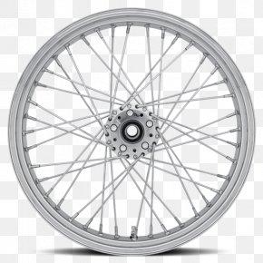 Wheel Rim - Motorcycle Components Motorcycle Wheel Rim Spoke PNG