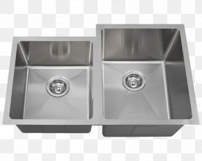 Sink - Sink MR Direct Stainless Steel Bowl Kitchen PNG