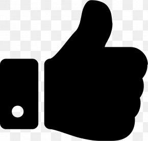Symbol - Thumb Signal Font Awesome Clip Art PNG