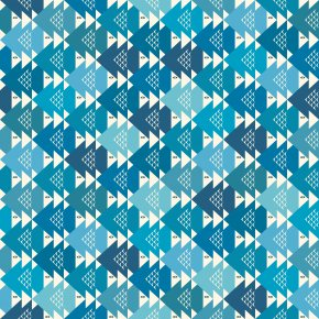 Geometric Polygon Background,Triangle Background,Color Triangle - Blue Geometry Polygon Triangle Pattern PNG