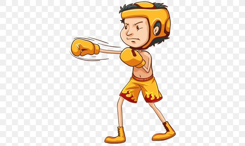 Boxing Drawing, PNG, 488x490px, Boxing, Baseball Equipment, Boxing Glove, Cartoon, Drawing Download Free