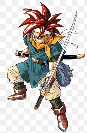 Chrono Trigger Transparent Image - Chrono Trigger Chrono Cross Super Nintendo Entertainment System Crono Video Game PNG