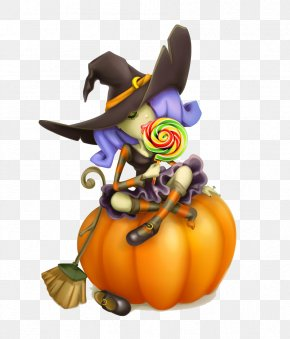 Witch - Illustration PNG