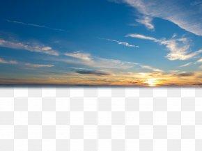 Blue Sky - Sky Terrain Coast Sunset Sunrise PNG