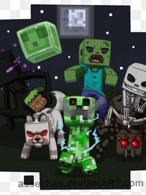 Minecraft - Minecraft: Pocket Edition Mob Spawning Mod PNG