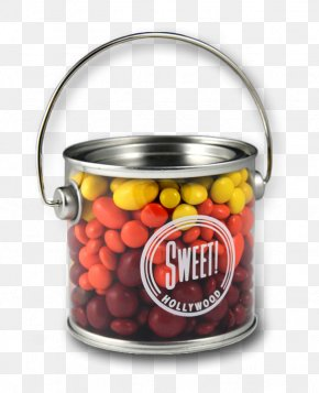 Plastic Paint Bucket Mockup - Plastic Sweet & Snacks Expo Disposable Bucket PNG