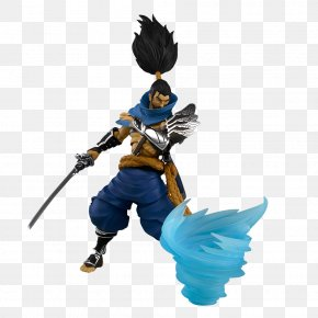 Action - League Of Legends Action & Toy Figures Figma Max Factory PNG