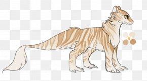 Tiger - Tiger Lion Cat Mammal Dog PNG