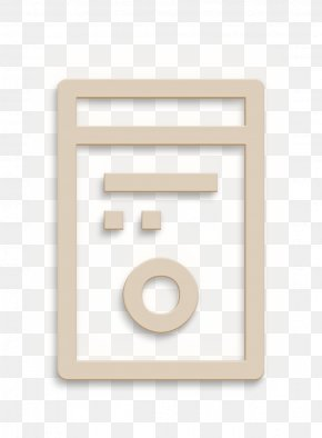 Beige Ui Icon - App Icon Essential Icon Pc Icon PNG
