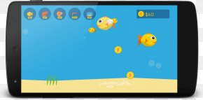 Fish Tank - Fish Aquarium NeuronDigital Computer Monitors Android Display Device PNG