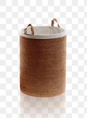 Wicker Basket - Panier à Linge Basket Rattan Rotan PNG