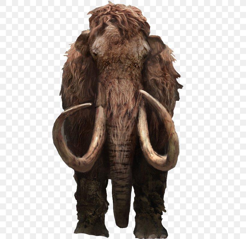 Far Cry Primal African Elephant Far Cry 4 Woolly Mammoth