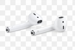 Headphones - AirPods Headphones Apple Earbuds Wireless PNG
