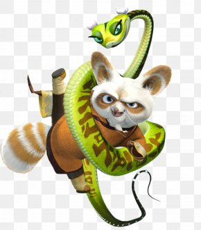 Master Shifu Kung Fu Panda - Po Master Shifu Giant Panda Kung Fu Panda Tigress PNG