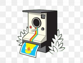 Polaroid Camera House - Polaroid Corporation Instant Camera Photography PNG