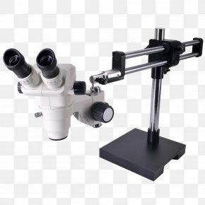 Stereo Microscope - Stereo Microscope USB Microscope Light C Mount PNG