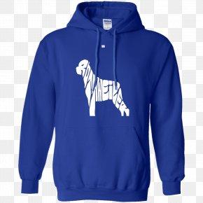 Rottweiler - T-shirt Hoodie Sweater Gildan Activewear PNG