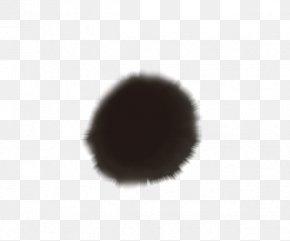 Black Hole - Black And White Close-up Circle Wallpaper PNG