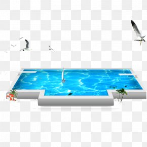 Swimming Pool - Swimming Pool Poster PNG