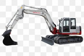 Compact Excavator - Compact Excavator Machine Bulldozer Conveyor System PNG