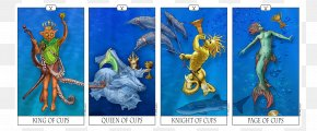 10 Of Cups Tarot - Art Advertising Organism PNG