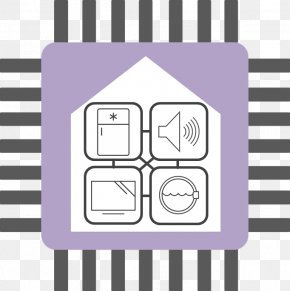 Internet Of Things - Home Automation Kits Internet Of Things Digital Home Sensor PNG