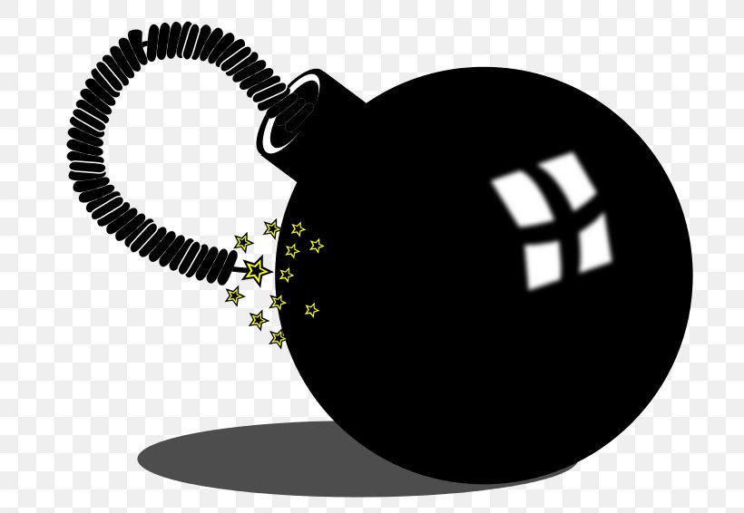 Clip Art Vector Graphics Illustration, PNG, 800x566px, Bomb, Art, Black, Black And White, Brand Download Free