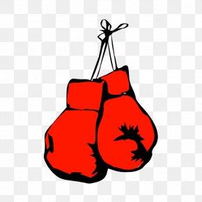 Boxing - Clip Art Boxing Glove Vector Graphics PNG