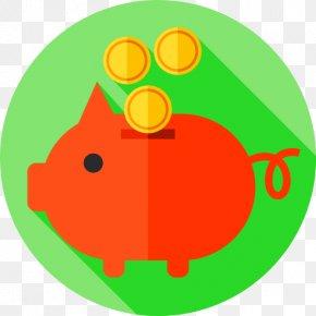 Piggy Bank - Tree Frog Amphibian Animal Clip Art PNG