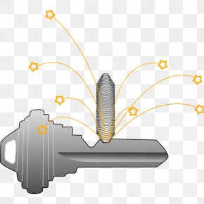 Pictures Of A Key - Key Free Content Clip Art PNG