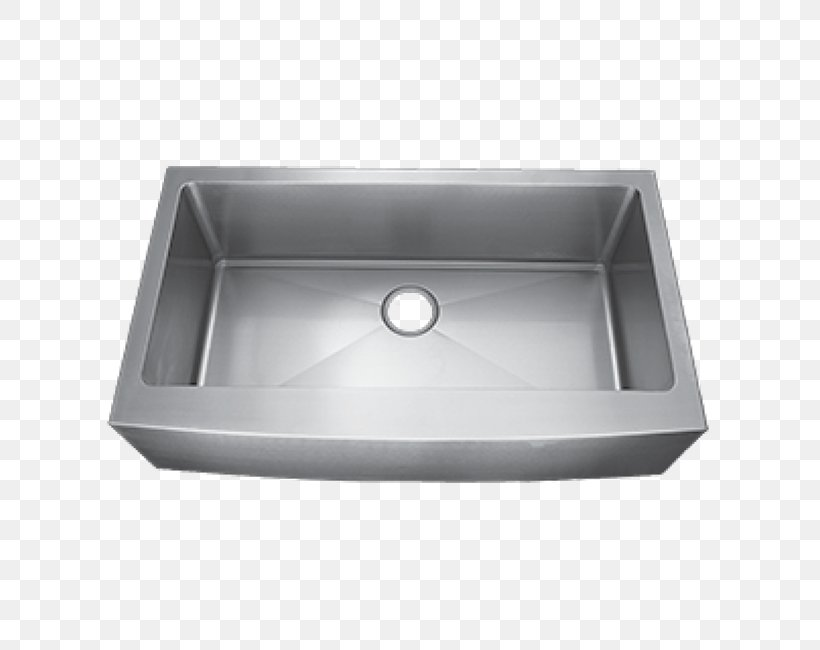Kitchen Sink Stainless Steel Bowl, PNG, 650x650px, Sink, Apron, Bathroom, Bathroom Sink, Bowl Download Free
