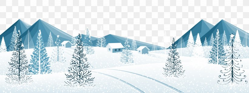 Winter Snow Clip Art