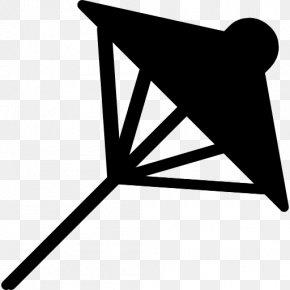 Blackandwhite Furniture - Black Triangle PNG