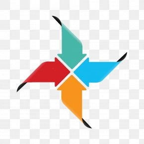 Circular Arrow Pattern - Circle Euclidean Vector Pattern PNG