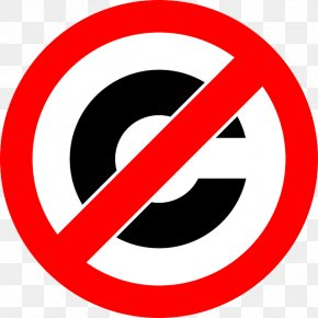 No Copyright Cliparts - Opposition To Copyright Public Domain Anti-copyright Notice Royalty-free PNG