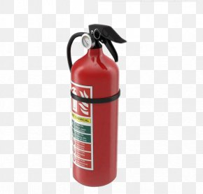 Red Fire Extinguisher PNG