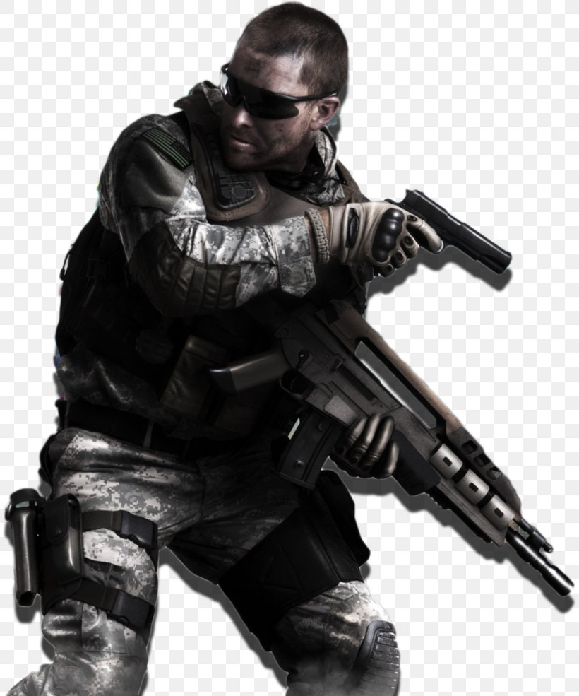 Call Of Duty: Ghosts Call Of Duty: Zombies Call Of Duty: Black Ops Call Of Duty 4: Modern Warfare, PNG, 812x985px, Call Of Duty Ghosts, Action Figure, Activision, Air Gun, Call Of Duty Download Free
