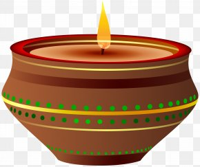 India Candle Transparent Clip Art Image - Candle Clip Art PNG