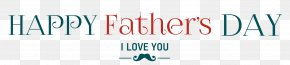 Father's Day WordArt - English Alphabet Fathers Day Art PNG