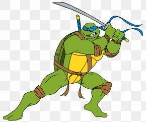 Ninja Turtles - Leonardo Teenage Mutant Ninja Turtles Michelangelo Donatello Raphael PNG