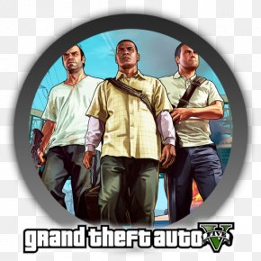 Grand Theft Auto 5 - Grand Theft Auto V Grand Theft Auto: San Andreas Grand Theft Auto IV Rockstar Games Video Game PNG