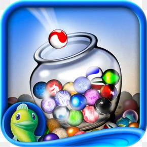 Marbles - Jar Of Marbles Premium Edition Game Hidden Expedition: Amazon PNG